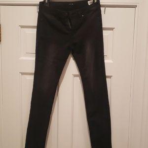 Girls black Joe's jeans